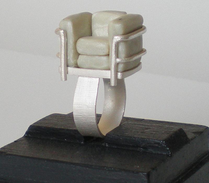 Chair design gioielli flora sica for Gioielli design