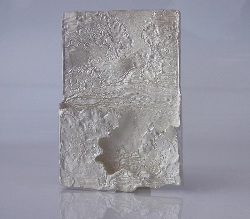 Spilla in argento puro